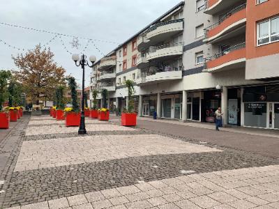SAINT LOUIS – Centre commercial La Croisée des Lys